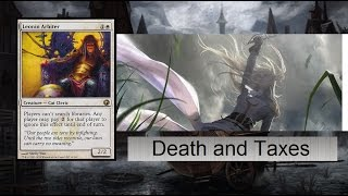 Modern Death and Taxes vs CoCo Bant