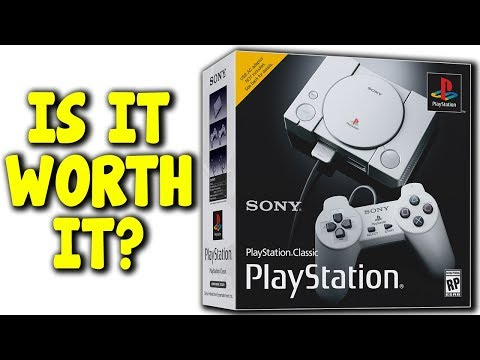Will The Playstation Classic Be Worth It?...