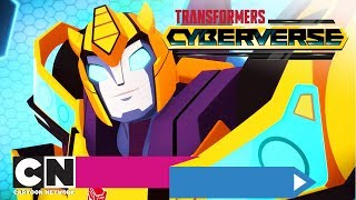 Transformers Cyberverse | Cube | Cartoon Network