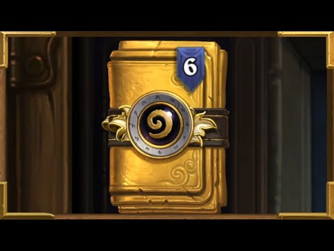 OPENING 6 GOLDEN PACKS | This Is Awesome! Did You Open Yours? Comment Bellow! | Hearthstone