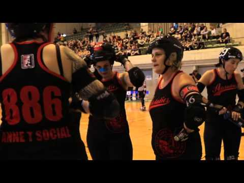 Japan Open Roller Derby 2016 Copenhagen vs Adelaide