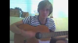 PewDiePie&#39s Guitar Solo (Oasis - Wonderwall Cover)