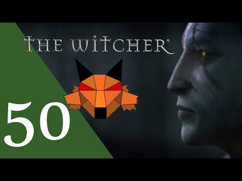 Let's Play The Witcher Part 50 - Negotiating With The Vodyanoi