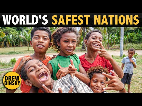 WORLD'S SAFEST NATIONS