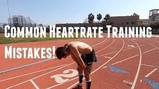 HEARTRATE TRAINING MISTAKES RUNNERS MAKE | Sage Canaday Run Tips and Advice