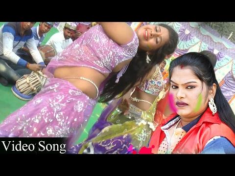 HD Holi - PUSHPA RANA - ऐसा मारा पिचकारी लहँगा छेद दिया रे - Bhojpuri New Holi Song