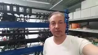Verway Crypto Mining - BitCoin Etherum ZCash - Verway Mining bereits in über 20 Ländern