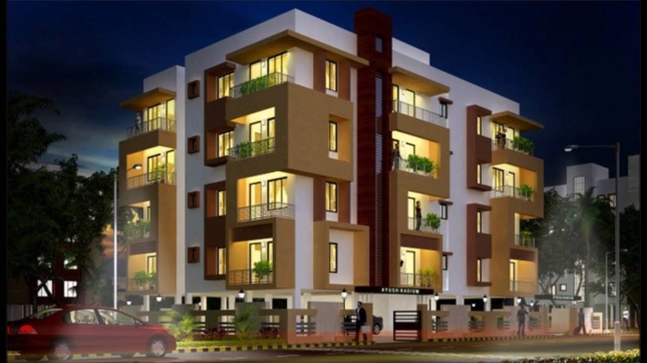 7 best apartment exterior designs in the world youtube for Apartment building design ideas