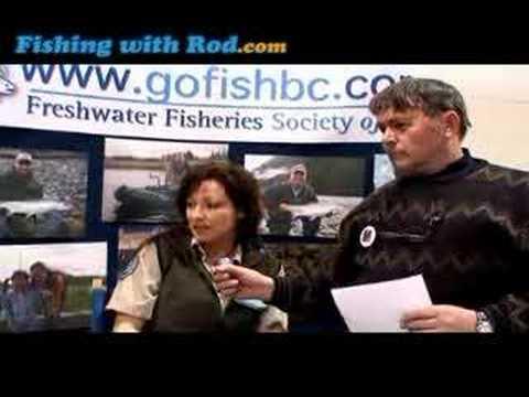 Freshwater Fisheries Society Of BC's 2007 Update