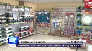 LOJA DE MATERIAIS ELETRICOS EM BAURU - ELETRO SEM LIMITES - S 29