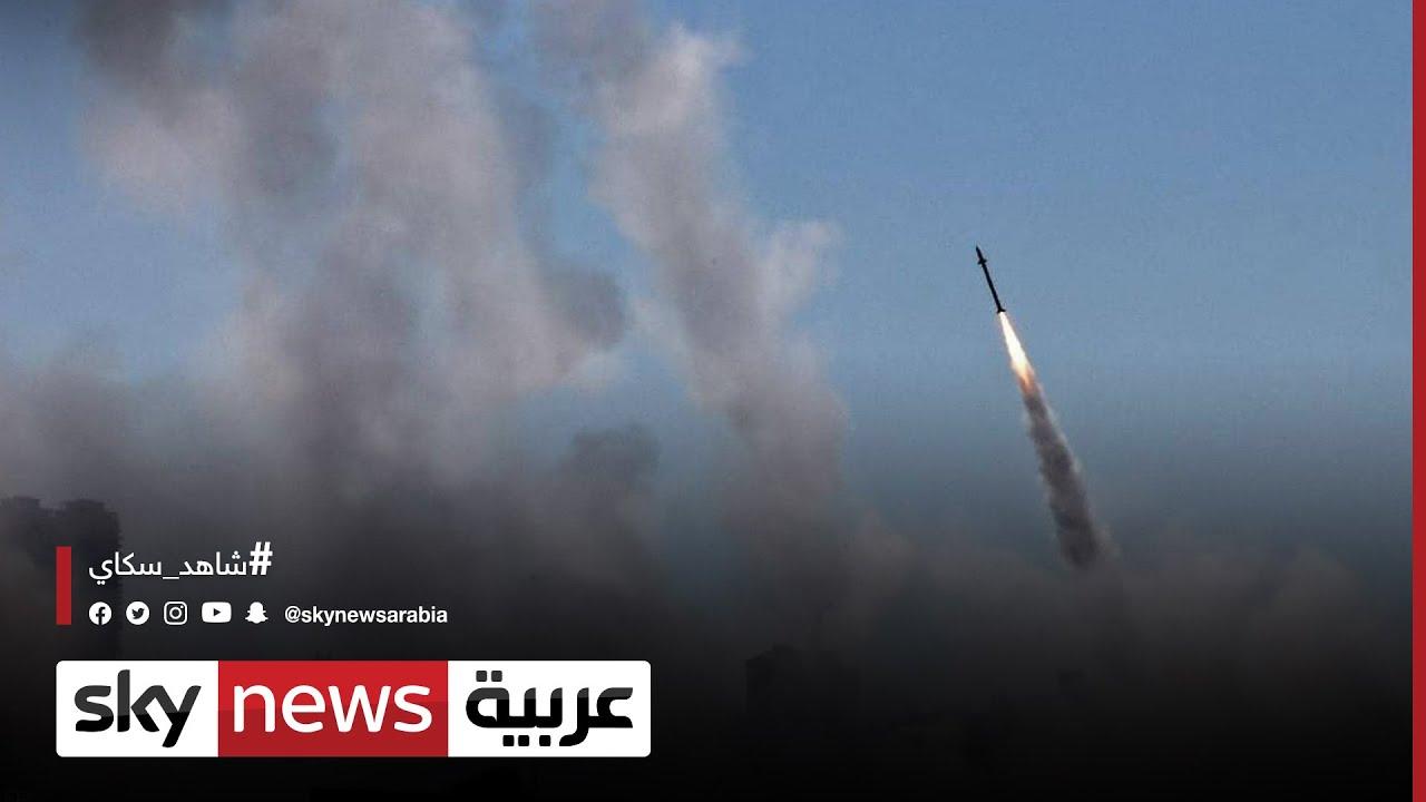 انطلاق صافرات الإنذار من الصواريخ في منطقة كريات شمونة الإسرائيلية