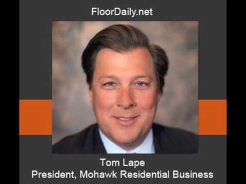 FloorDaily.net: Tom Lape Discusses Mohawk's Carpet Introductions for 2017