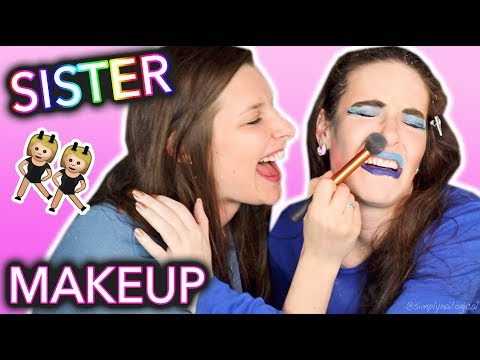 Download Youtube: My Sister Does My Makeup and Ruins my Makeup Career