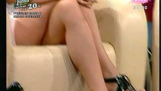 Repeat youtube video Radmila Manojlovic SEXY crossed legs,hot dress