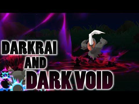Is Darkrai The Only Pokemon That Can Use Dark Void In Pokemon Sun And Moon?
