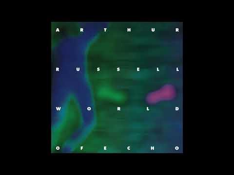 Arthur Russell - See-Through