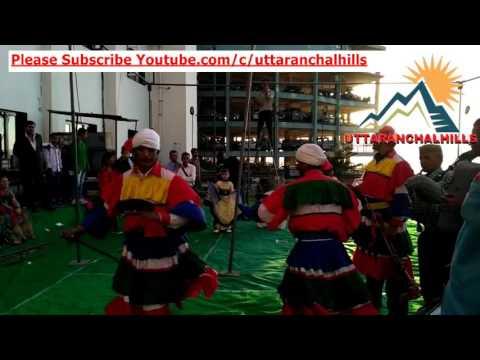 #1 ߀$† Uttarakhand Chol!ya Dance [कुमाऊँनी छोलिया नाच}