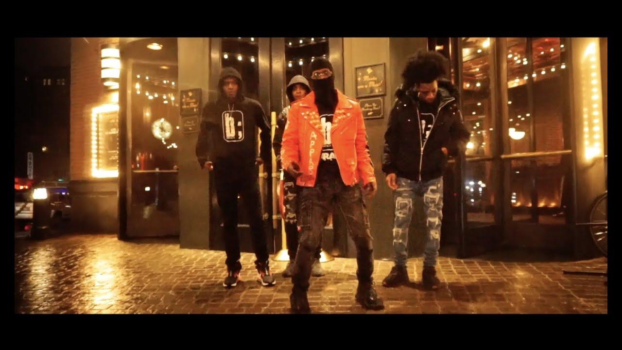 "SILKYY ISH - ""DB"" (Down Bad) ft. Izzy Pesos - Official Video"