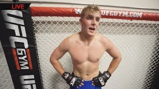 One of FaZe Sensei's most viewed videos: WHY JAKE PAUL IS TOUGHEST OPPONENT FOR KSI!