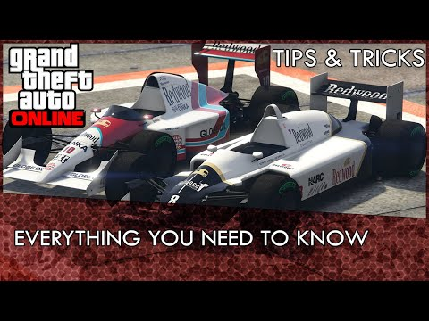 GTA Online: F1 Cars And Open Wheel Races | Everything You Need To Know