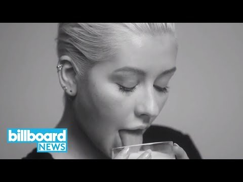 Christina Aguilera Shares Song 'Accelerate,' Announces 'Liberation' Album | Billboard News