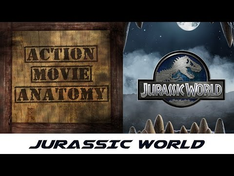 Jurassic World (Chris Pratt) | Action Movie Anatomy