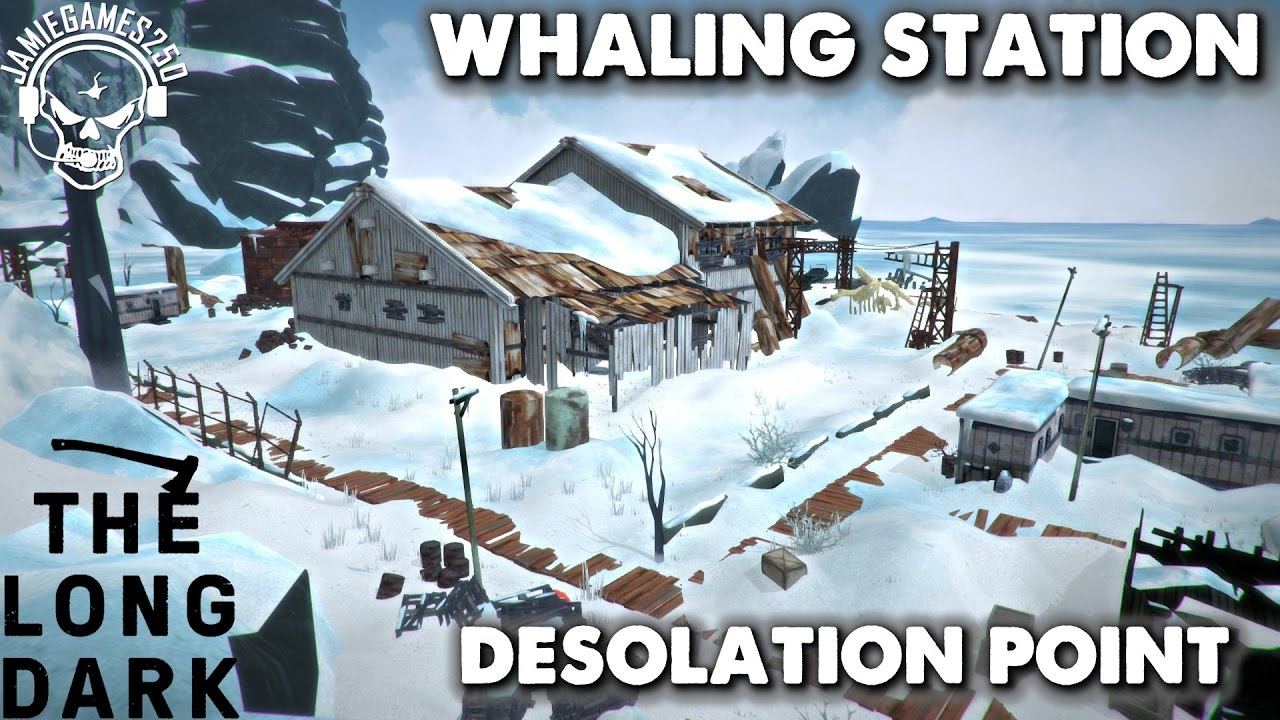 the long dark how to get to desolation point