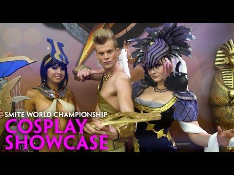 SMITE Cosplay Showcase (SMITE World Championship)