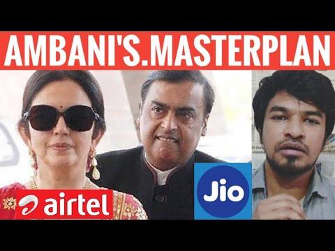 Ambani Jio's 6 Paisa Master Plan | Tamil