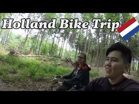 Holland Bike Tour! | Holland Vlog 2-2