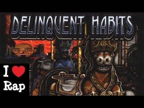Delinquent Habits - House of the Rising Drum