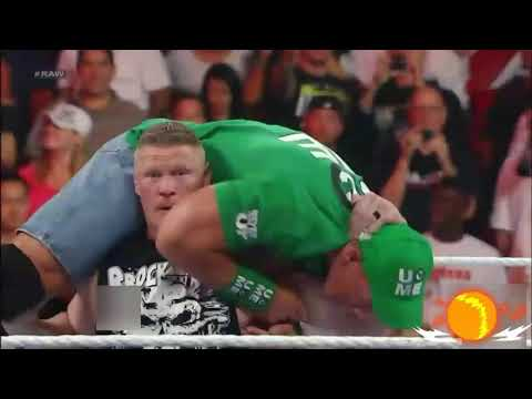 The beast Brock Lesnar - hall of fame version + bass boosted