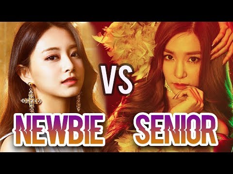 ARE YOU A NEWBIE OR SENIOR KPOP STAN? - (GIRLGROUP VERS)
