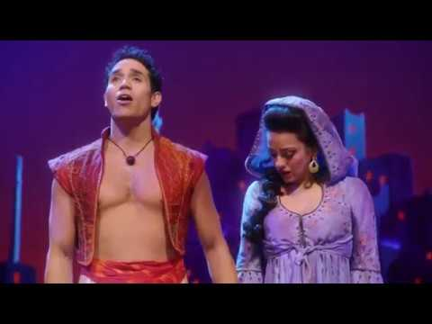 Broadway Balances America: Disney's ALADDIN