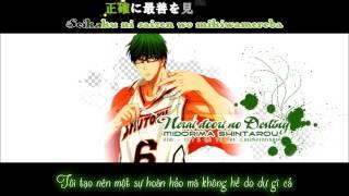 [Kuroko no Basket] [Vietsub Charater Song] Nerai doori no Destiny - Midorima Shintarou