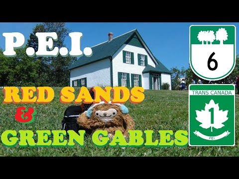 Time Lapse: Prince Edward Island - Green Gables and Red Sandy Shores!