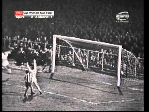 15/05/1963  Atletico Madrid v Tottenham Hotspur