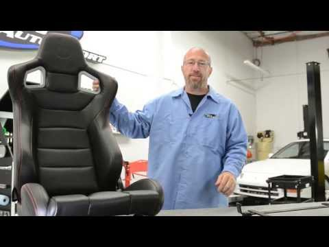 How To Install Seats -- Presented By Andy's Auto Sport