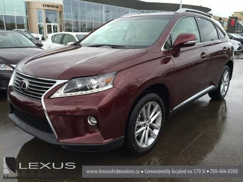 lexus 2014 rx 350 red. 2015 lexus rx 350 awd sportdesign edition review red on parchment canada 2014 rx r