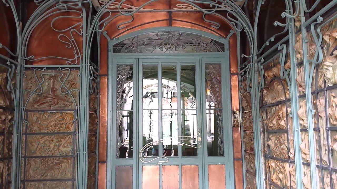 Art Nouveau Le Castel Ranger Hector Guimard Paris