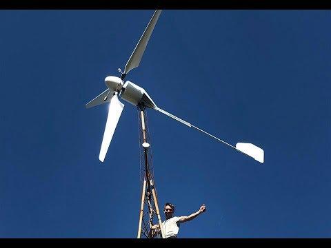 5 квт своими руками ветрогенератор