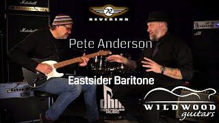 Baixar The Reverend Pete Anderson Signature Eastsider Baritone  •  Wildwood Guitars