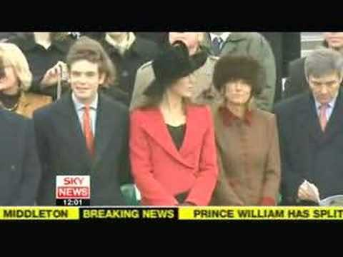 Prince William & Kate Break Up
