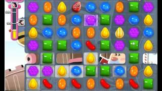 Candy Crush Saga Level 385 Basic Strategy