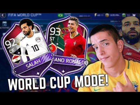 IGRAMO FIFA MOBILE WORLD CUP MODE !! [POVRATAK !?]