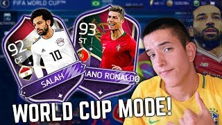 IGRAMO FIFA MOBILE WORLD CUP MODE !! [POVRATAK !?]