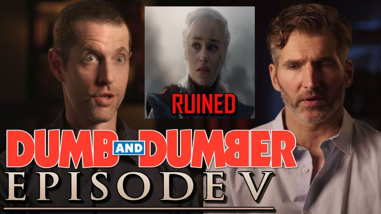 Game Of Thrones Season 8 Episode 5 Is PROOF D&D Are The WORST WRITERS In History
