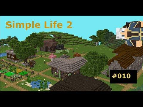 Simple Life 2 # 010 - Ghast & Blaze - Die Hölle bricht auf! (german Let´s Play)