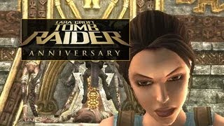 Tomb Raider Anniversary - Tomb Of Qualopec - Part 3