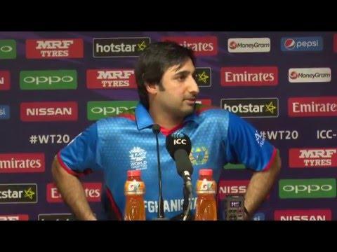 HONG KONG V AFGHANISTAN - ICC World Twenty20 post-match press conference